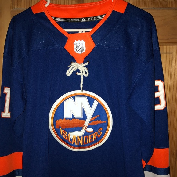 new product 4590b 50626 NHL Woman's New York Islanders Jersey Tavares #91
